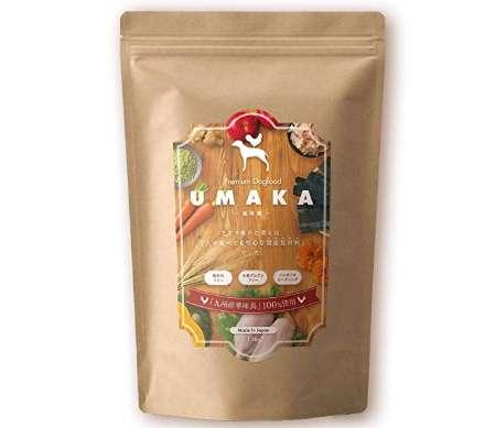 博多華味鳥 国産ドッグフード UMAKA 美味華(うまか)