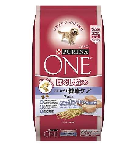 ピュリナ ワン ピュリナ ワン シニア犬用(7歳以上) ほぐし粒入り これからも健康ケア チキン