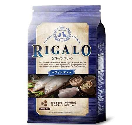 リガロ RIGALO ドッグフード フィッシュ