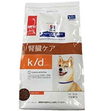 プリスクリプション・ダイエット ドッグフード k/d 腎臓ケア
