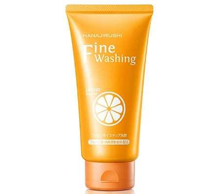 花印 ビタミンC誘導体配合ホワイト洗顔フォーム シミ・くすみ対策