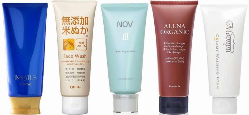 人気のアトピー洗顔フォーム