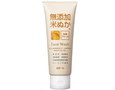 ロゼット 無添加米ぬか 洗顔フォーム
