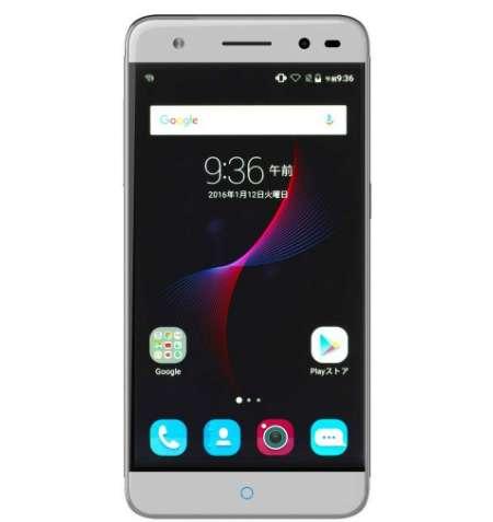 ZTE SIMフリースマートフォン ZTE Blade V7 Lite