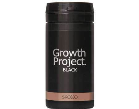 エスロッソ Growth Project. BLACK サプリメント