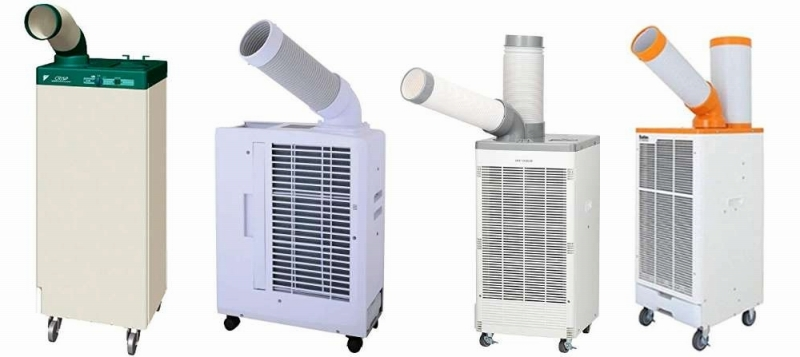 人気の冷風機