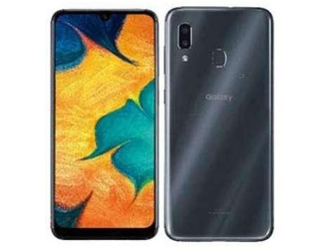 サムスン Galaxy A30