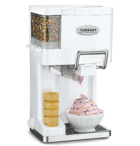 クイジナート ソフトクリームメーカー Ice-45