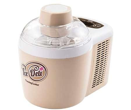 ハイアール アイスクリームメーカー アイスデリ プラス JL-ICM720A
