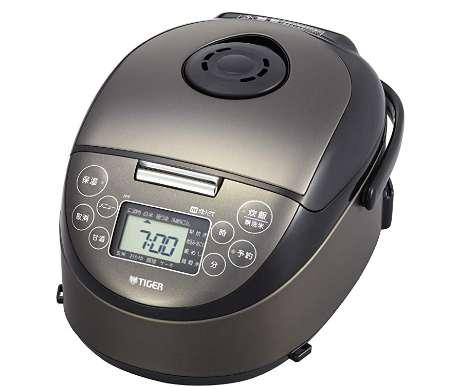 タイガー魔法瓶 炊飯器 3合 IH JPF-N550-K